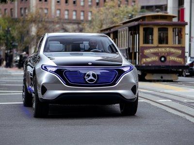 Daimler adelanta tres años, a 2022, el lanzamiento de sus eléctricos EQ