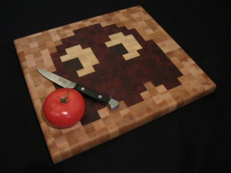 Tabla de cortar Pac Man