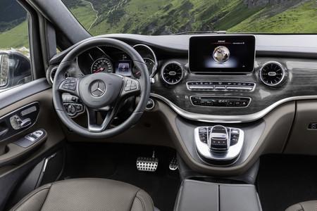 Mercedes-Benz Clase V 2019