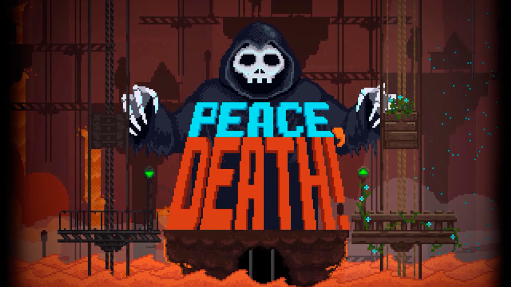 Peace Death juego Android-OS descuento
