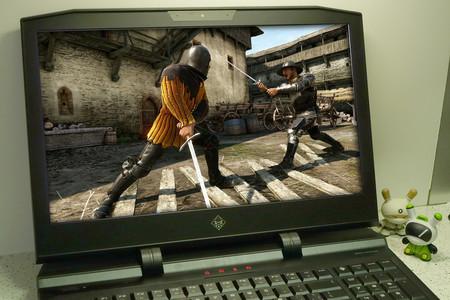 HP Omen X, análisis: el portátil que aspira a enamorar a los jugones que no están dispuestos a renunciar al juego en 4K