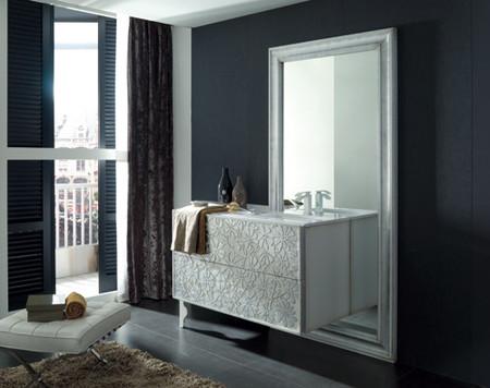 Eden, romanticismo en el baño