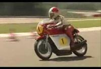 Una vuelta a Spa con Agostini y la MV Agusta