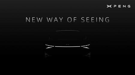 Una nueva berlina eléctrica china está al caer: Xpeng anuncia su tercer modelo, con sensor Lidar incluido