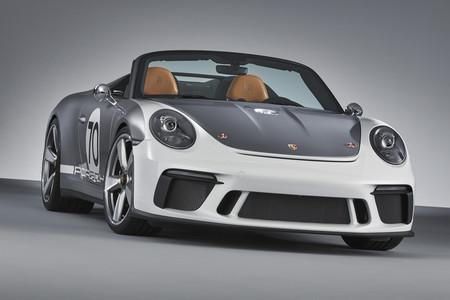 Porsche 911 Speedster Concept, olvídate del pastel, esta es la mejor forma de celebrar un 70 aniversario