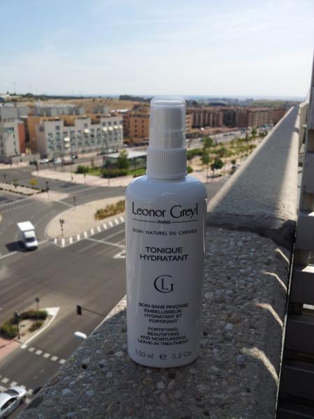 Tónico hidratante para los cabellos castigados de Leonor Greyl