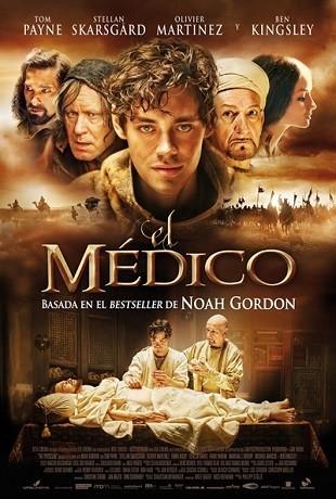 'El médico', tráiler y cartel de la adaptación de la novela de Noah Gordon