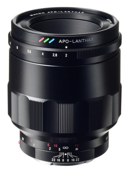 Voigtlander Apo Macro Lanthar 65mm F2 Aspherical E Mount Lens