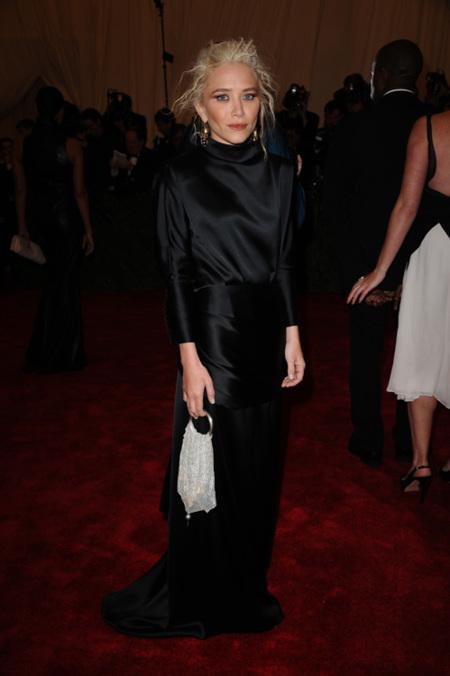 Mary-Kate Olsen met 2012