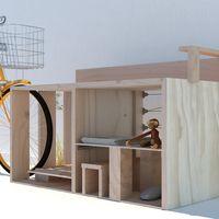 Cómo convertir embalajes de madera en muebles de diseño funcionales y ecológicos