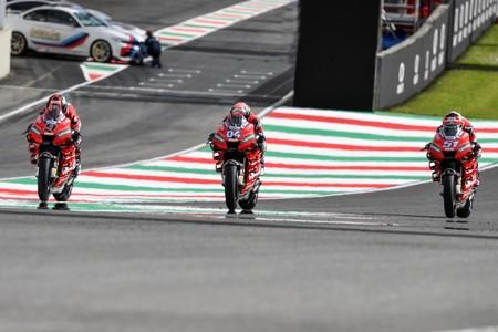 Dovizioso Petrucci Pirro Ducati Italia Motogp 2019