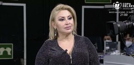 Raquel Mosquera se rompe en 'Sálvame': la carta que le ha escrito a Pedro Carrasco 20 años después de su muerte