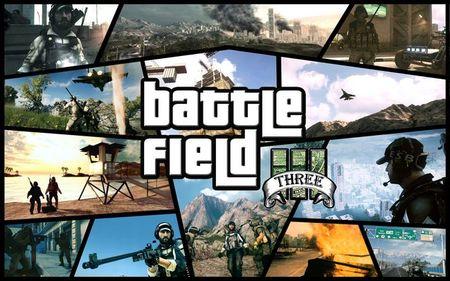 'Grand Theft Auto V' ve parodiado su tráiler por el 'Battlefield 3'