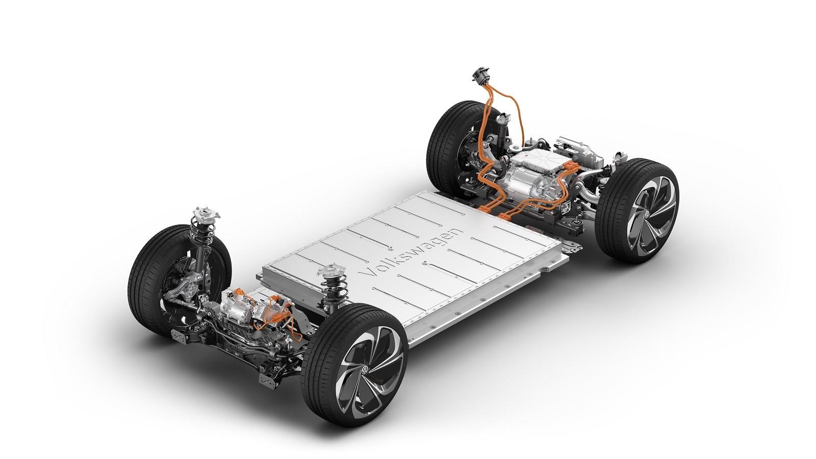 Foto de Volkswagen ID. Space Vizzion Concept (14/32)