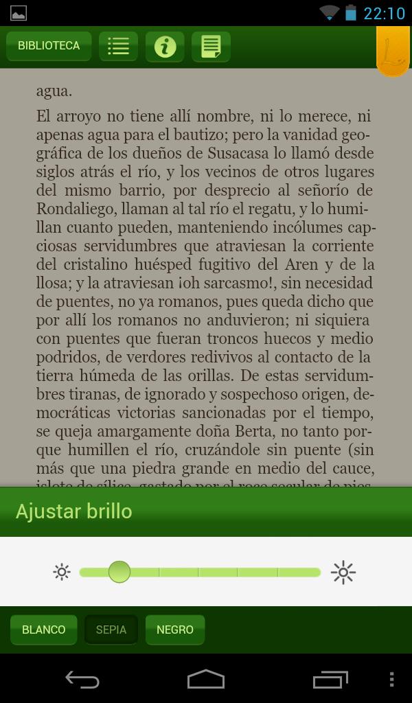 Foto de Tagus Tablet, capturas (2/10)