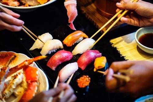 Lo que tienes que pedir en un restaurante japonés para comer de forma sana