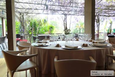 Restaurante Freu. Un menú de lujo en la Costa Brava