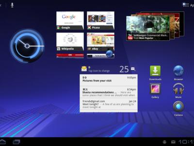 Cinco años de Android Honeycomb 3.0: cuando Google decidió tomarse en serio los tablets