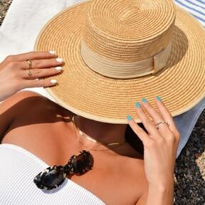 Paradise Bleu, el nuevo dúo cromático de Le Mini Macaron que quiere transportarnos a la Riviera Francesa de inmediato
