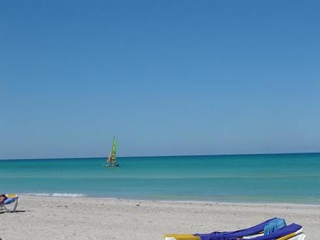 Cuba: las amplias playas de Varadero