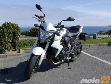 Honda CB1000R, la prueba (1/4)