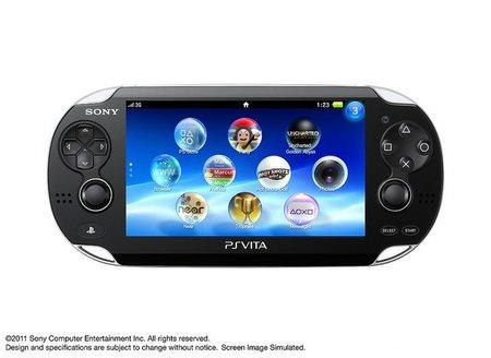 ¿PS Vita para el 28 de Octubre en el Reino Unido?