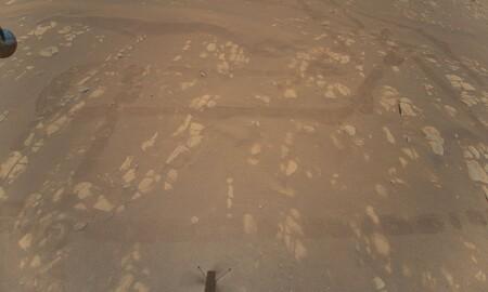 Mars Ingenuity Marte Foto