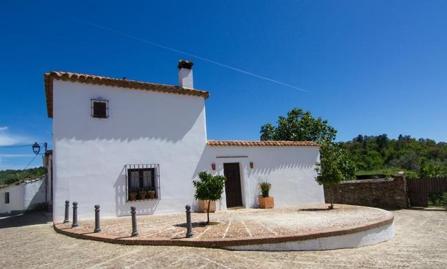 Casas Con Encanto El Castano Exterior