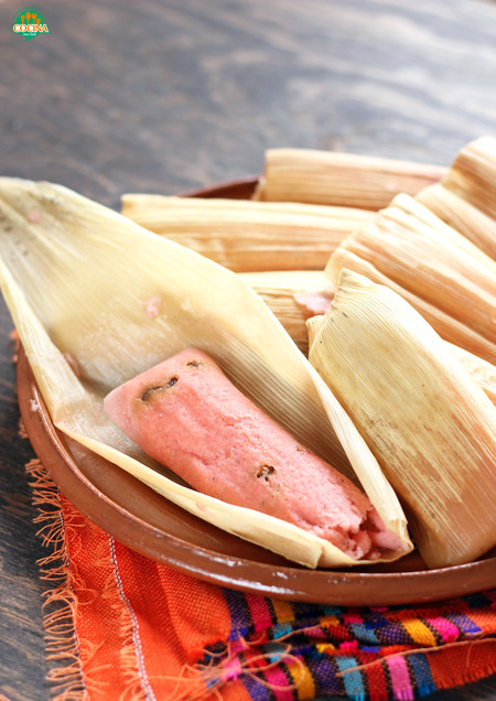 Tamales Dulces 1