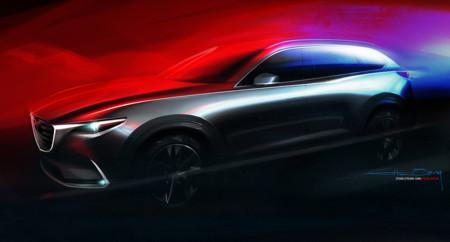 Así de bien le sienta el diseño KODO a la nueva generación del Mazda CX-9