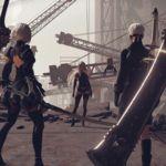 NieR Automata de Square Enix y PlatinumGames nos emociona en su nuevo tráiler de E3 2016