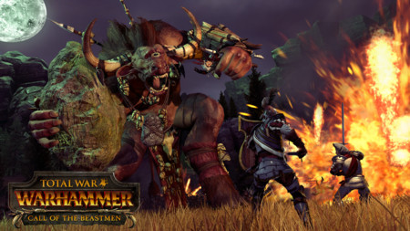 Las criaturas más feroces se unirán a Total War: Warhammer con la llegada de los Hombres Bestia