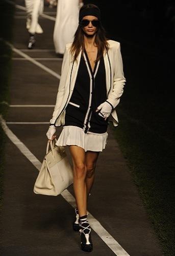 Hèrmes, Primavera-Verano 2010 en la Semana de la Moda de París V