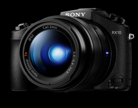 Sony RX10 frontal