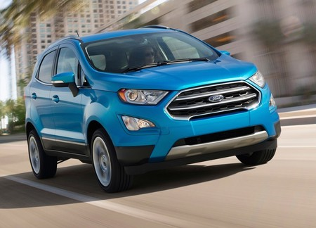 Ford Ecosport 2018 5