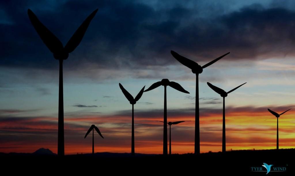 Tyer Wind Turbine 4