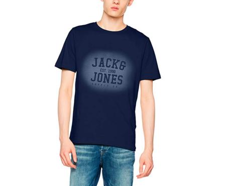 Camisetas Jack & Jones desde sólo 4,95 euros y envío gratis con Amazon Prime