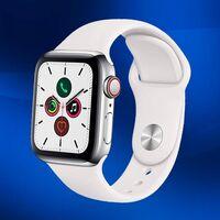 Chollazo a precio mínimo: Amazon iguala a MediaMarkt y te deja el Apple Watch Series 5 de acero, con GPS y celular a unos nunca vistos 390 euros
