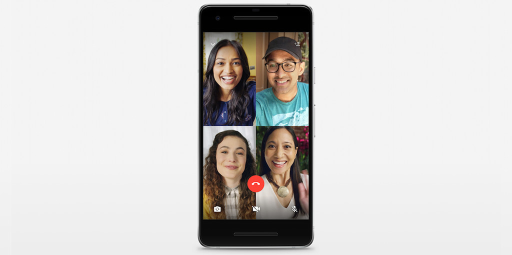Video calling In Group Whatsapp