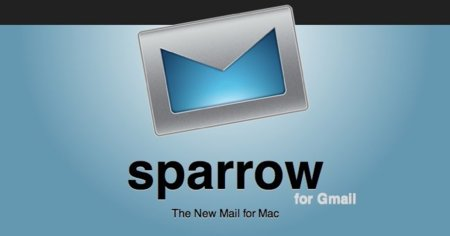 Sparrow, cliente de correo electrónico para las cuentas de Gmail