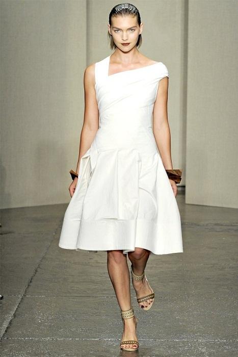 Donna Karan Primavera-Verano 2012