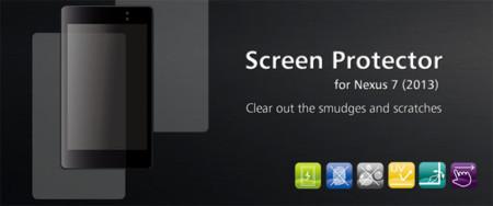 Protector de pantalla Nexus 7 2013