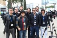 El equipo de Xataka en MWC 2012