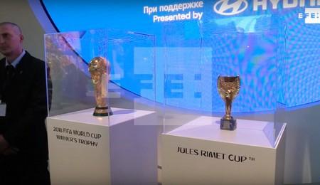 Exposición FIFA Moscú