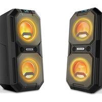 Motorola presenta el Sonic Maxx 820: un altavoz sin cables pensado para amenizar fiestas y reuniones