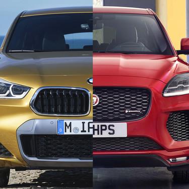 Comparativa BMW X2 vs Jaguar E-PACE: ¿cuál es mejor para comprar?