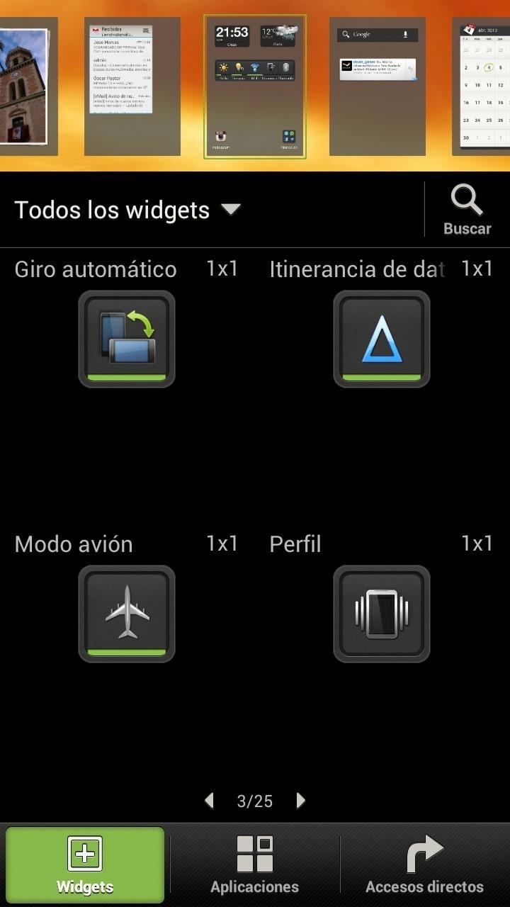 Foto de HTC Sense 4.0 ejemplos (16/39)