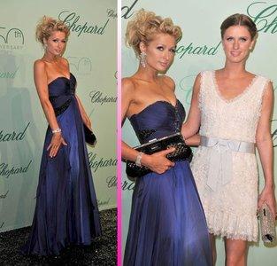 Paris Hilton enseña el culo en Cannes