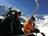 Consejos para proteger la cara y las manos cuando esquiamos