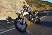 Yamaha XV950 Playa del Rey por Matt Black Custom Designs